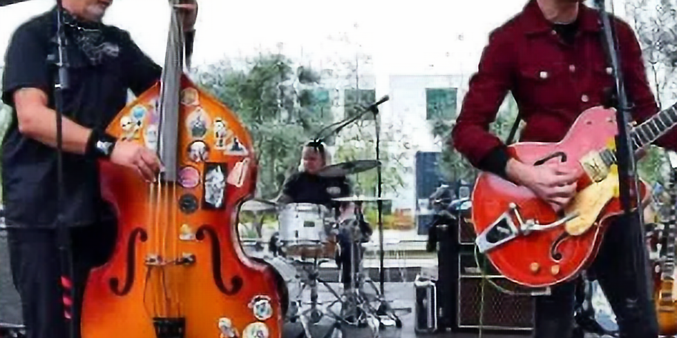 Live Music on the Patio with Bonneville 7