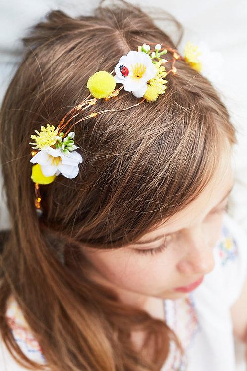 Twinkle Daisy Headband
