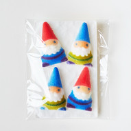 Gnome Sugar Decorations