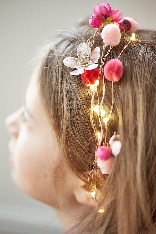 Twinkle Floral Headband