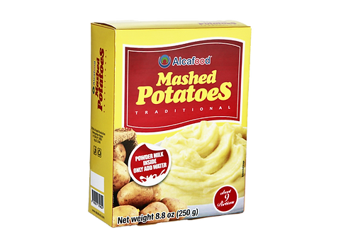 Traditional Mashed Potatoes 8.8 Oz x 12