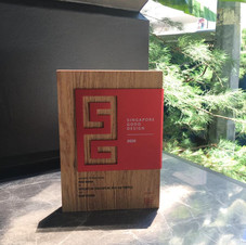 Singapore Good Design 2020: Winner in Interior Design Category