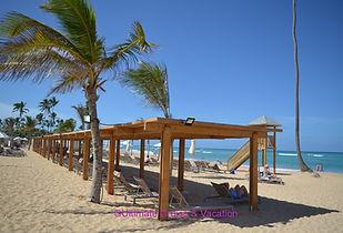 Beach at Nickelodeon Punta Cana