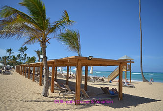 Beach at Nickelodeon Punta Cana