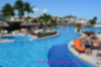 Moon Palace Cancun long spacius pools