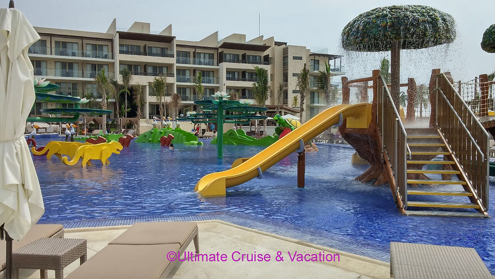 Kids Water Park, Royalton Riviera Cancun