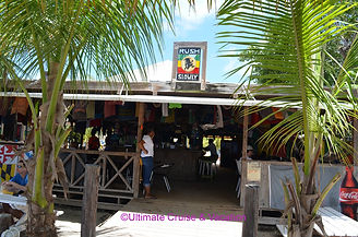 Reggae Bar & Grill, St. Kitts