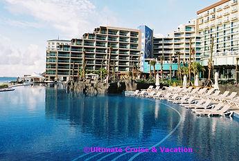 Pool at Hard Rock Hotel Cancun