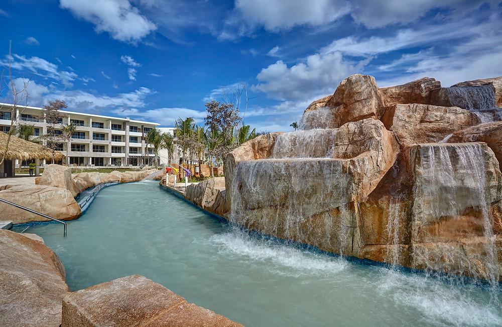 Lazy River @ Royalton Bavaro Resort.
