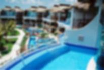 El Dorado Casitas Royale Infinity Pool suite