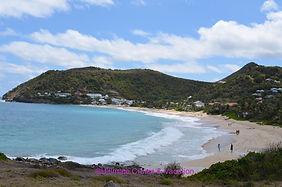 A gorgeous St. Barts beach