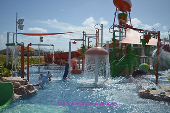Water fun galore at Aqua Nick, Nickelodeon Punta Cana