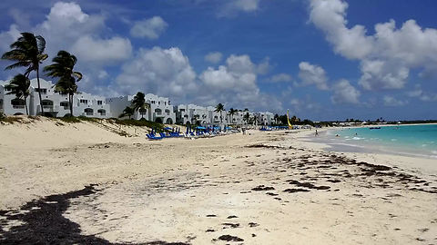Bankie Banks Dune Preserve in Anguilla