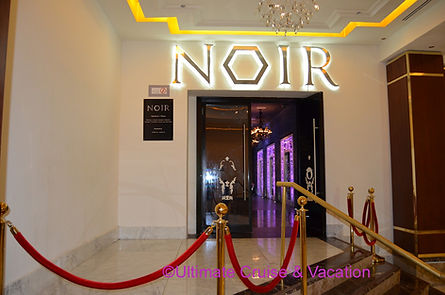 Noir Nightclub, Moon Palace Cancun