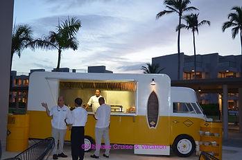 Food Shark food truck, Excellence El Carmen