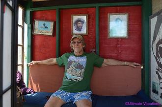 Jay in Bankie Banks Room - Dune Preserve