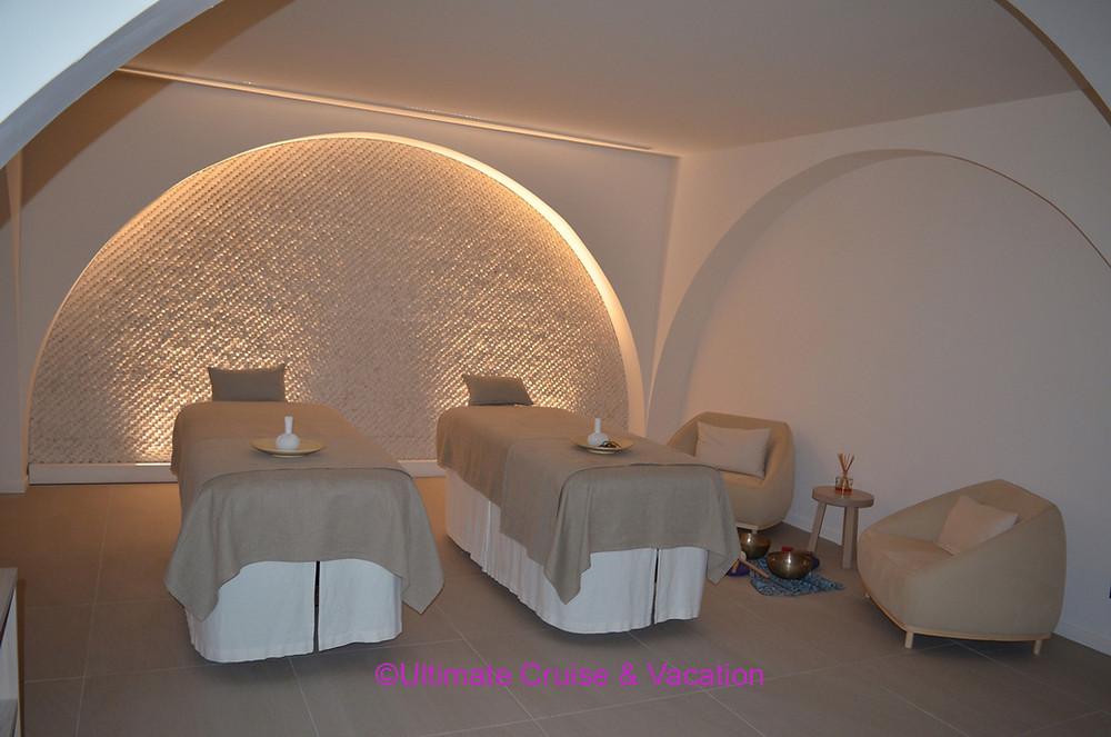 Couples massage cabin, Excellence El Carmen