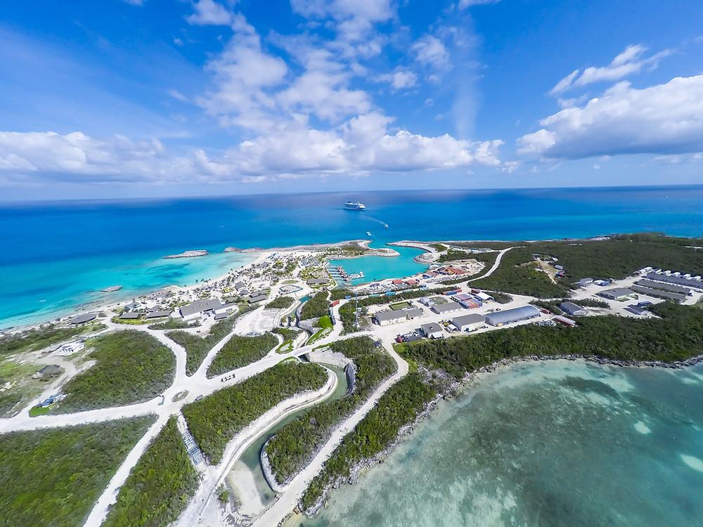 Great Stirrup Cay, Norwegian Cruise Line private Bahamas island