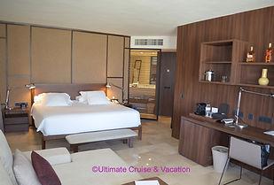 Suite interior, Excellence El Carmen