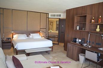 Junior Suite interior, Excellence El Carmen