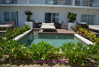 Private Pool Suite, Excellence Punta Can
