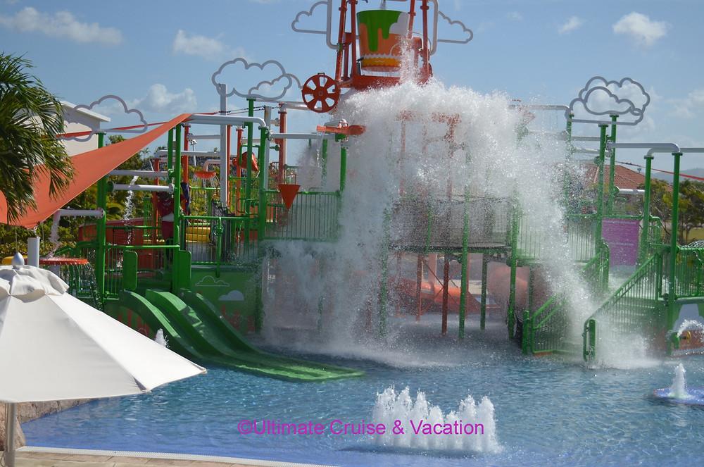Aqua Nick water park, Nickelodeon Punta Cana