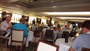 Windstar Star Breeze AmphorA dining room