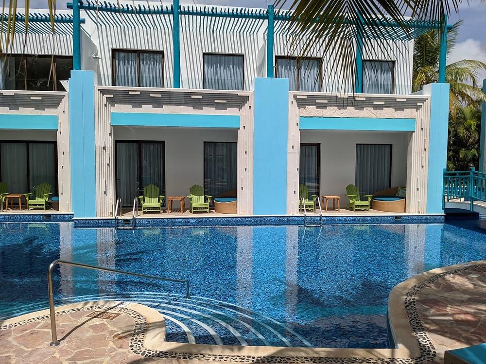 Swim Up Suites at Margaritaville Island Reserve