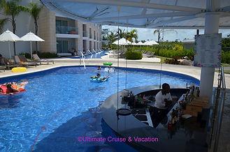 Fresco Swim-up Bar, Nickeloden Punta Cana