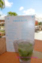 Mojito at Aqua Bite, Nickelodeon Punta Cana