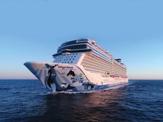 NORWEGIAN BLISS - COOLEST NEW SHIP