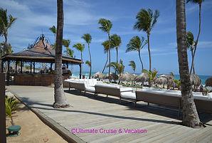 Beach bar & lounge, Excellence Punta Can