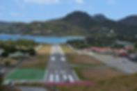 St.Barts airport