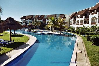 Swim-up Suites, Valentin Imperial Maya