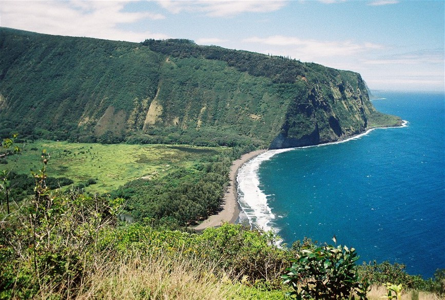 Waipio Valley, Big Island Hawaii