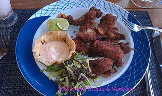 Seafood Platter at Azur, Live Aqua Cancun