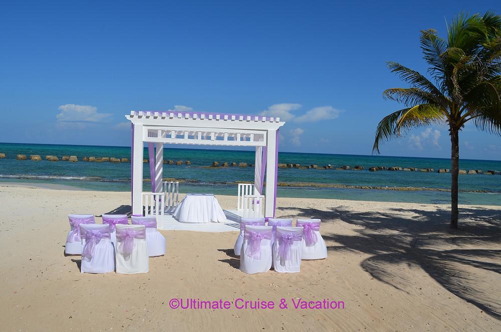 Wedding location, El Dorado Royale