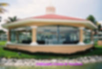 Beachfront Wedding Chapel at Moon Palace Cancun
