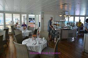 Breakfast in the Veranda on the Wind Surf