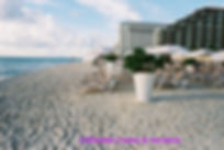 Beach at Hard Rock Hotel Cancun