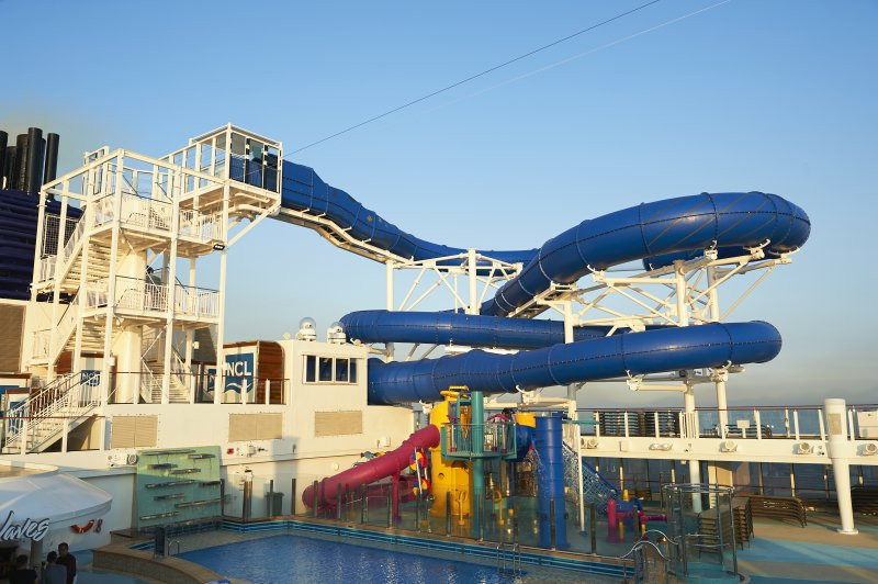 KIds Aqua Park Norwegian Bliss