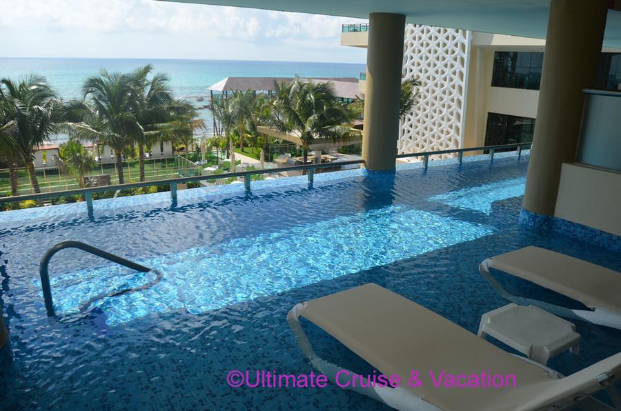 Infinity Pool Suite, Generations Riviera Maya