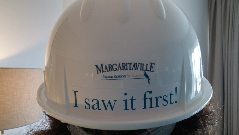 We saw it First, Margaritaville Island Reserve