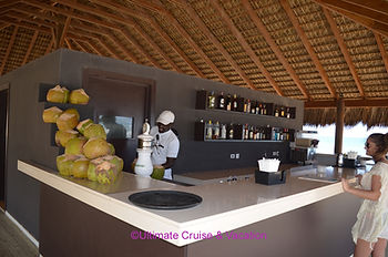 Excellence Club Beach Bar, Excellence Pu