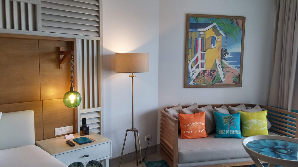 The very first Margaritaville island Reserve room