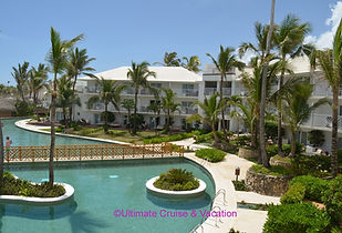 Excellence Club and pool area, Excellenc