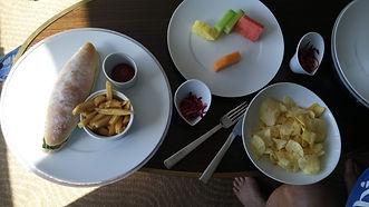 Yacht Club lunch, Windstar Star Breeze.j