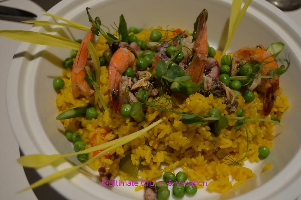 Gourmet cuisine, El Dorado Royale