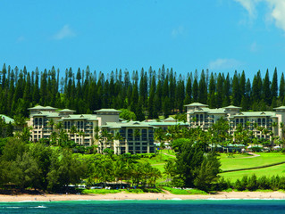 RITZ CARLTON, KAPALUA: Wow at 25