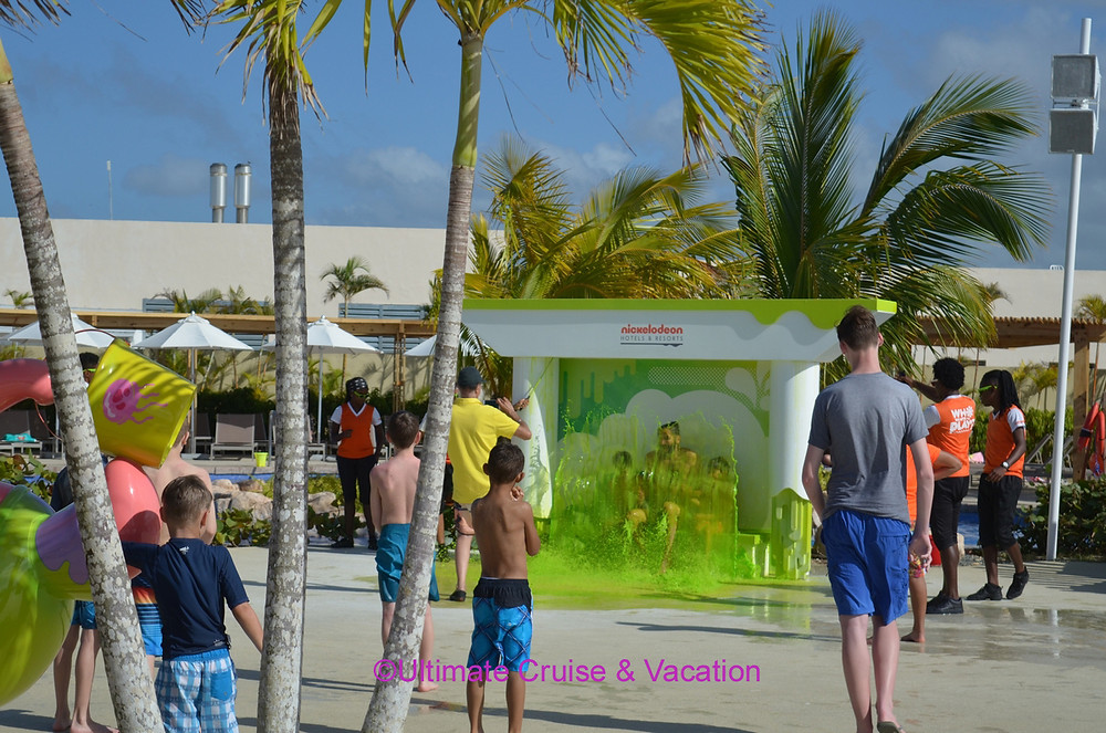 Family Slimming, Nickelodeon Punta Cana